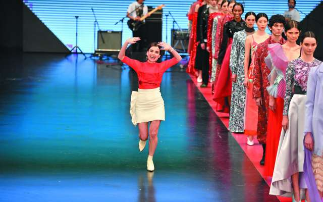 2018. Incursionó en Amazon Fashion. Foto:  PABLO SALAZAR