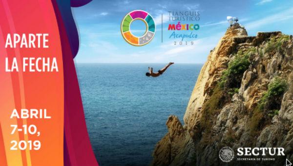 la edición 44 del Tianguis Turístico que se desarrollará en Acapulco, Guerrero. FOTO: SECTUR