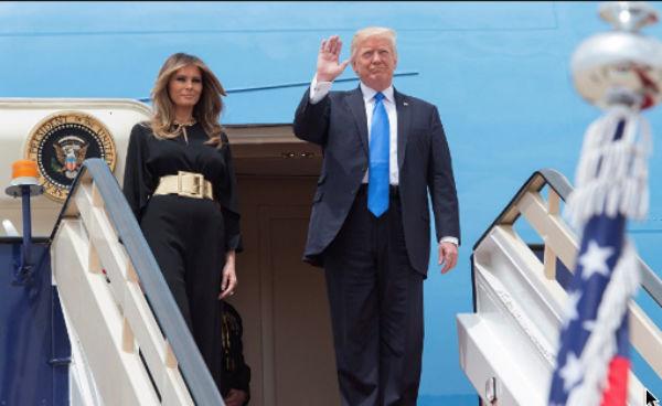Donald Trump viajará en junio a Japón para la cumbre del G20. FOTO: ESPECIAL