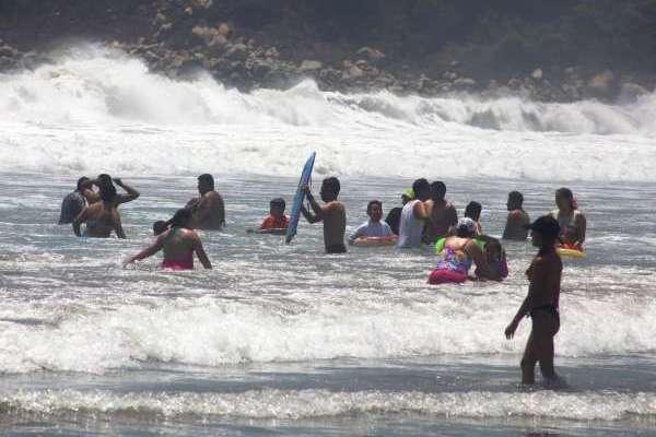 Acapulco es uno de los destinos turísticos preferidos durante las vacaciones de Semana Santa. Foto: Cuartoscuro