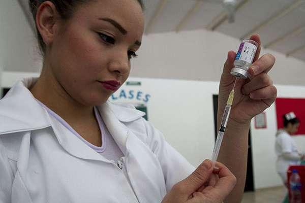 Si la población esta vacunada, no tiene por qué haber una proliferación, subrayó el funcionario de la Secretaría de Salud. FOTO: NOTIMEX