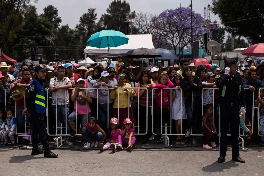 Autoridades desplegarán un operativo de seguridad en avenidas principales de Iztapalapa. Foto: Cuartoscuro