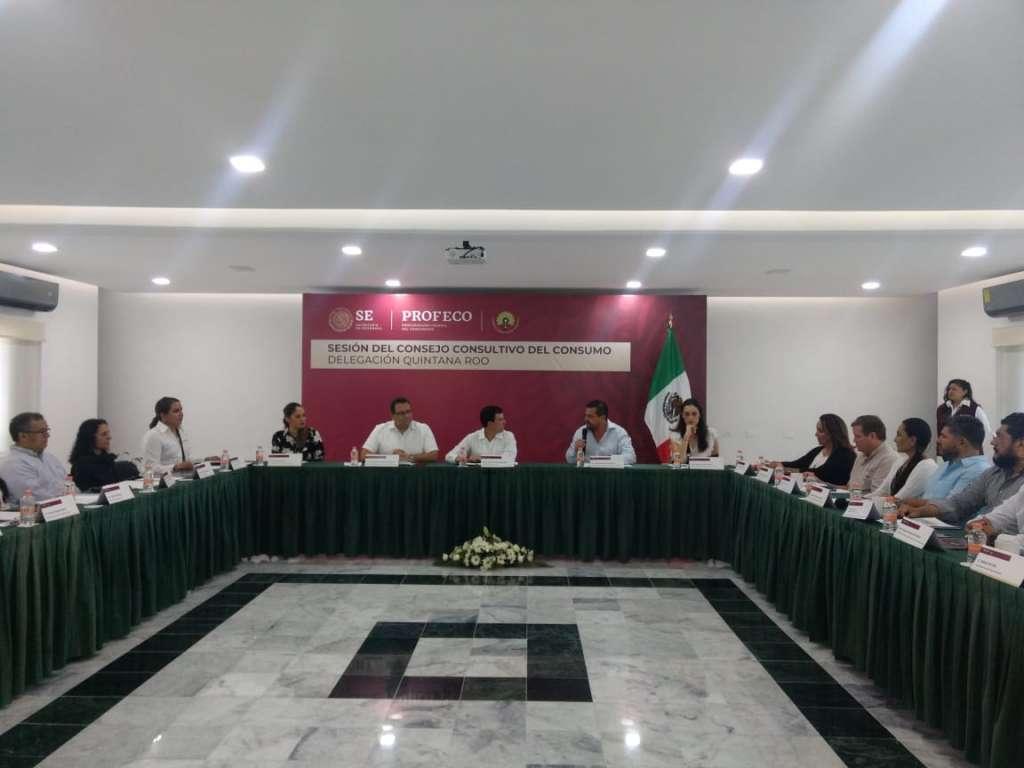 Ricardo Sheffield Padilla, anunció aquí que esa dependencia iniciará una cruzada legal para resolver problemáticas en Quintana Roo. FOTO: ESPECIAL