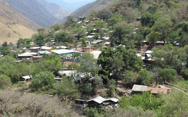 Los habitantes de Campo Morado, aseguraron que las autoridades fallaron a su compromiso.FOTO: Carlos Navarrete