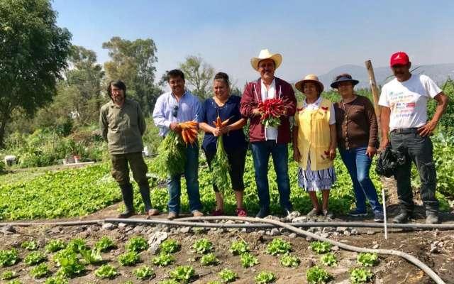 Resultado de imagen para Importante fomentar consumo de productos agrícolas; pide Rigoberto Salgado