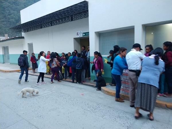 Niños intoxicados en Veracruz