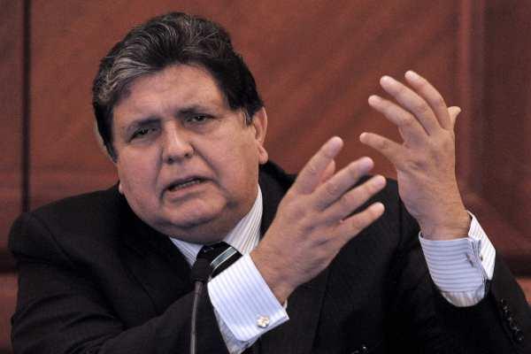 García pidió asilo en 2018 en Uruguay, pero ese país se lo negó. Foto: Archivo   AFP
