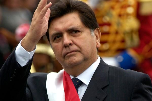 Alan García se suicidó el pasado 16 de abril. Foto: Especial