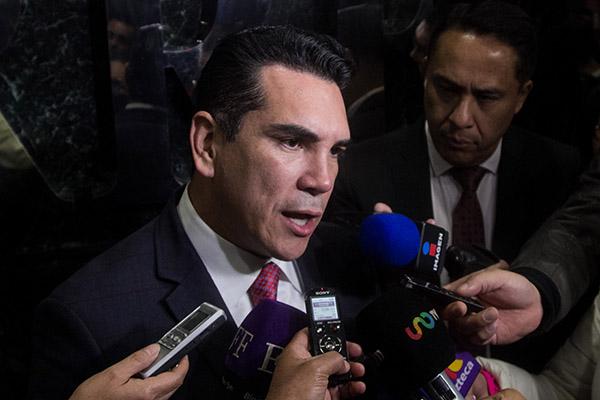 Alejandro Moreno Cárdenas destacó que Campeche se sigue consolidando en el rubro deportivo. FOTO: CUARTOSCURO