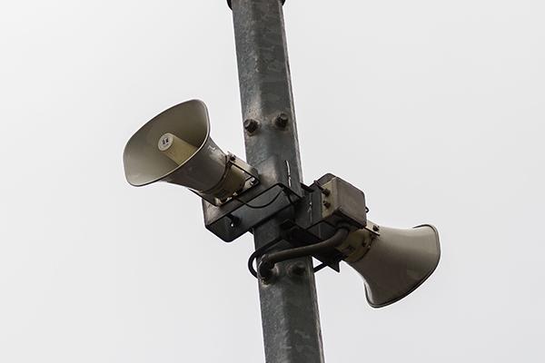 Los vecinos señalaron que un automóvil circuló por varias calles con este sonido, lo que generó alerta. FOTO: CUARTOSCURO