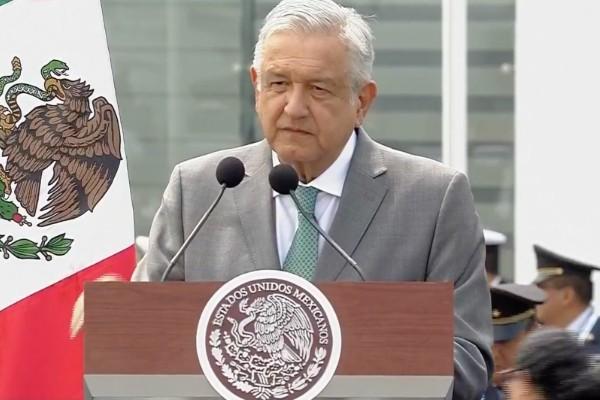 AMLO destacó la importancia del sector privado para el crecimiento económico de México. Foto: Especial