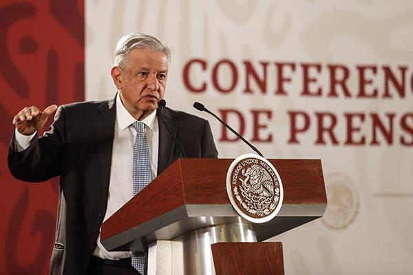 Andrés Manuel López Obrador vio la película Roma en Semana Santa. FOTO: NOTIMEX