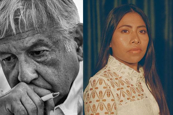 El artículo de AMLO fue escrito por el periodista Jorge Ramos. Foto: Time