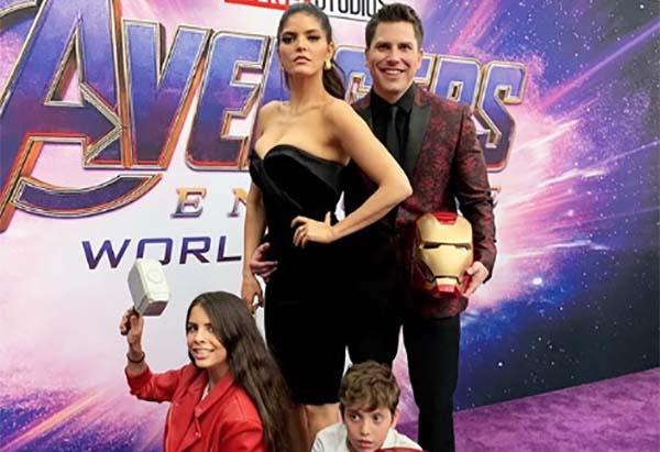 Este lunes se realizó la alfombra roja para la película, mientras que el estreno mundial se realizará este próximo domingo 26 de abril.