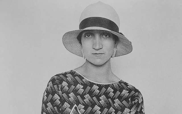 Esta apasionada mujer nació en Ciudad de México en 1900. Foto: Especial