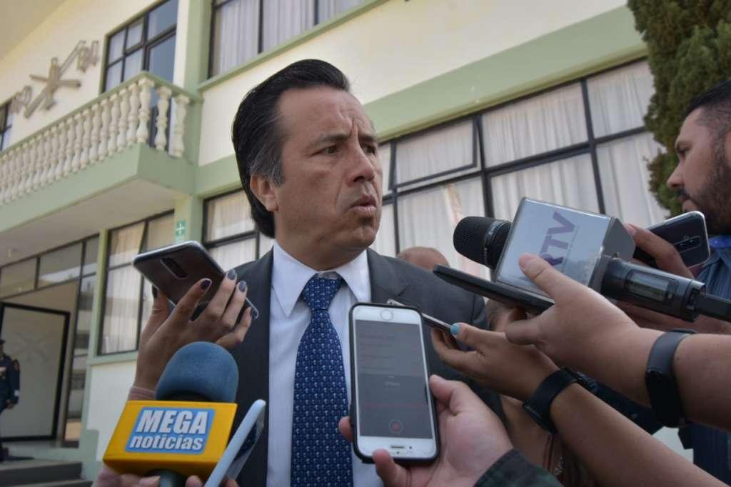 Explicó que Winckler Ortiz participará solo cuando sea necesario. Foto: Jesús Ruíz