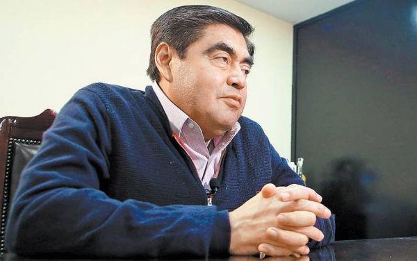 Mier Velasco dio a conocer que para la conformación de este plan integrador de desarrollo se desarrollarán foros en todo el estado. Foto: Especial