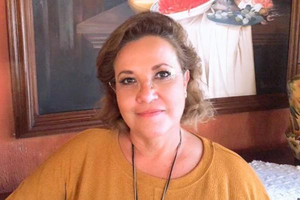 Betty Vázquez es originaria de Nayarit. Foto: Twitter