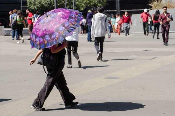 El SMN prevé lluvias en ocho estados de la República. Foto: Archivo | Cuartoscuro
