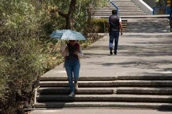 Estados como Sinaloa, Chihuahua, Nuevo León, Durango y Zacatecas tendrán valores de 35 a 40 grados celsius. Foto: Archivo | Cuartoscuro