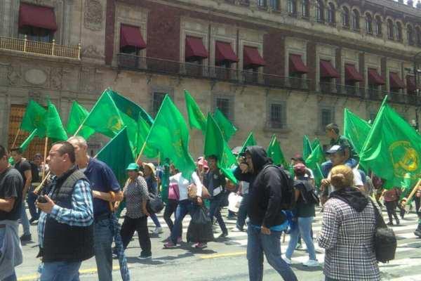 Hasta el momento, los campesinos no tienen planeada una marcha o plantón. Foto: Archivo  @israellorenzana