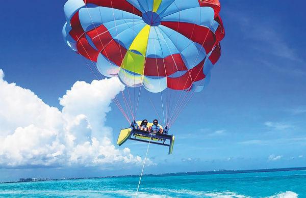 PARAÍSO. Este destino turístico es de los consentidos de quienes visitan el Caribe. Foto: Especial