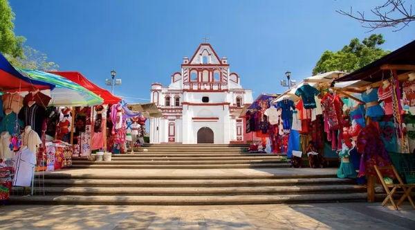 Las ocupaciones de Chiapa de Corzo, San Cristóbal de la Casas, Palenque y Comitán no reportaron llenos. Foto: Especial