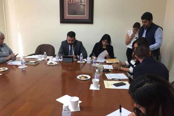 La diputada del PRI, Beatriz Eugenia Benavente González dijo que el mayoritario en contra a la reforma fue un acto de dignidad. Foto: Pepe Alemán