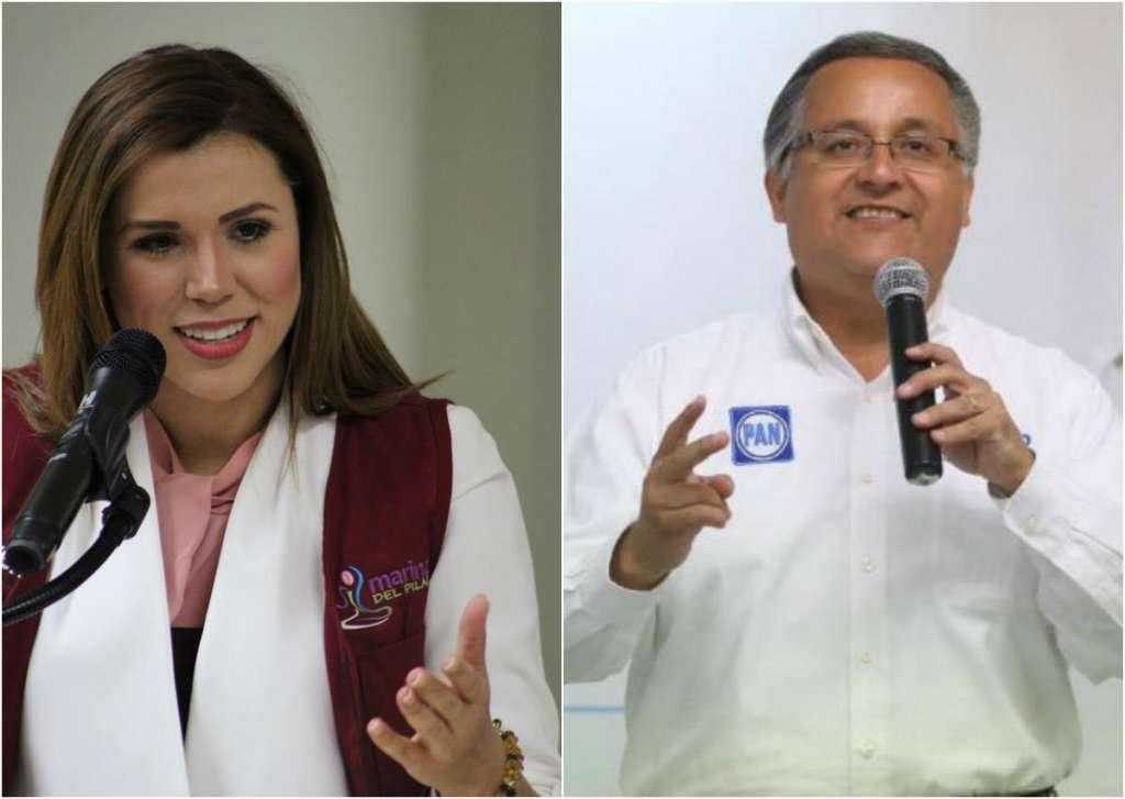 El PAN mantiene la gubernatura de Baja California desde 1989, y en 1995 conquistó por primera vez el gobierno municipal de Mexicali, capital que ha ganado en 5 ocasiones