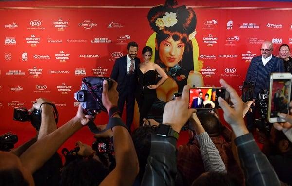 Eugenio manifestó su apoyo al actor Pablo Lyle, quien tiene un problema legal en Estados Unidos. Foto:  PABLO SALAZAR