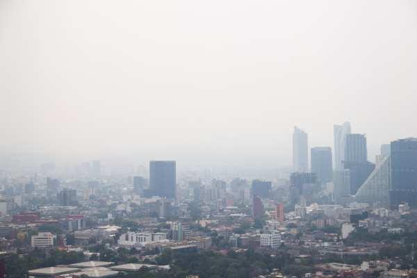 Aún permanece el sistema de alta presión en el centro del país. Foto: Archivo | Cuartoscuro