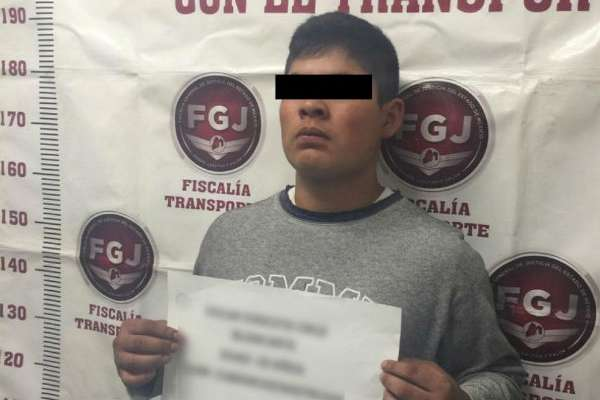 Los actos quedaron registrados en el sistema de vídeo vigilancia de la unidad. Foto: José Guadalupe Ríos