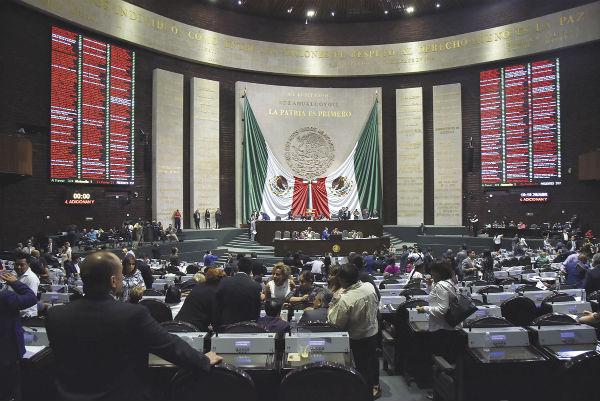 Esta noche fue aprobada por el pleno de la Cámara de Diputados el dictamen de la reforma educativa del presidente Andrés Manuel López Obrador. FOTO: ESPECIAL