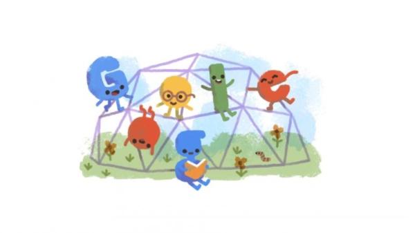 Doodle de Google conmemora Día del Niño