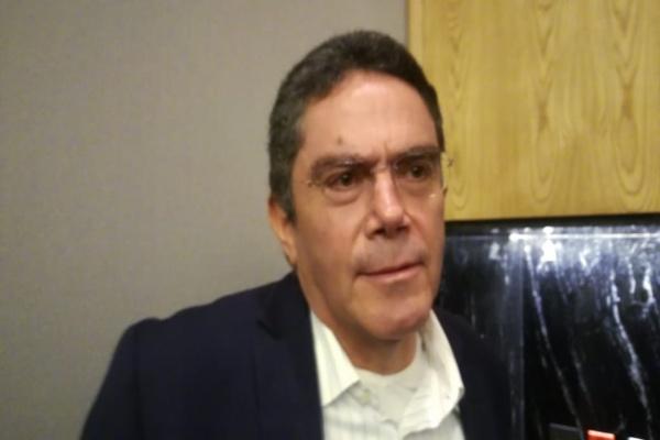 Núñez Armas trabaja comocoordinador de asesores del alcalde de Tlalnepantla. Foto:Leticia Ríos