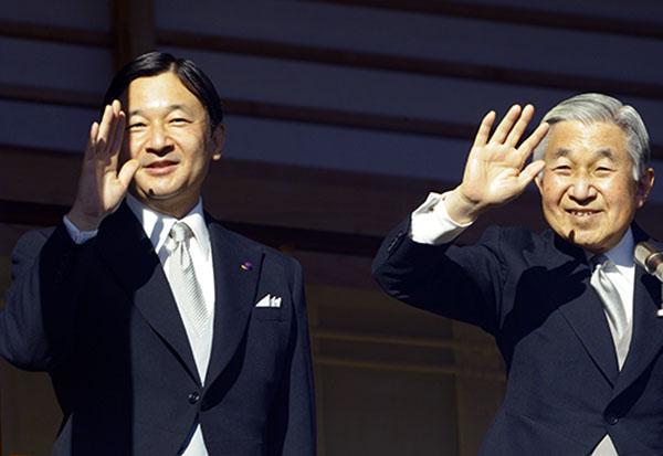 Naruhito es el primero en la sucesión para convertirse en el emperador 126 del Trono del Crisantemo. FOTO: AFP