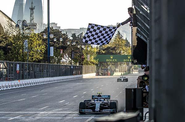 El equipo que consiguió uno de los mejores resultados, si se considera los graves problemas que enfrentó en los últimos tres años, fue McLaren. FOTO: AFP