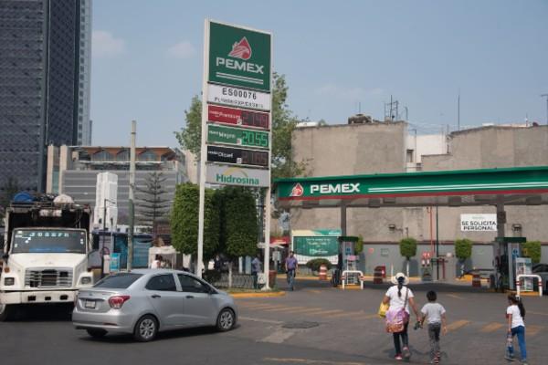 De acuerdo con una publicación del Diario Oficial de la Federación (DOF), el estímulo fiscal de la gasolina Magna será de 1.77 pesos por litro. Foto: Cuarto Oscuro