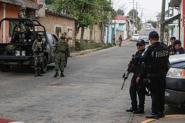 En este 2019 quedará conformada la Guardia Nacional en 150 regiones que integran más del 60 por ciento de la incidencia delictiva del país. FOTO: NOTIMEX