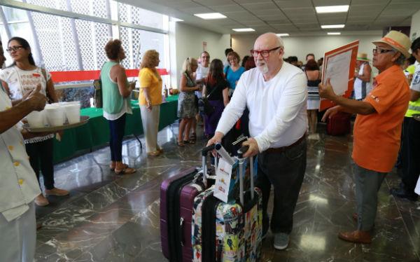 Con la expectativa de la llegada de más de 1 millón 200 mil turistas,se prevé una excelente temporada para Guerrero