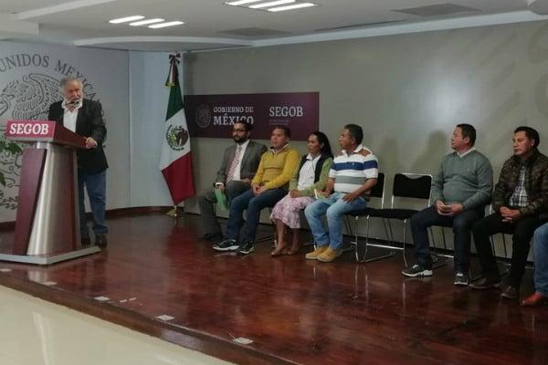 Encinas Rodríguez dijo que este caso será un referente para la aplicación de justicia en situaciones similares en las que las comunidades originarias defienden sus recursos naturales ante empresas