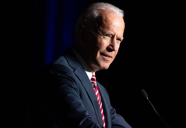 Antes del anuncio oficial Biden - que fue senador y vicepresidente de Barack Obama durante sus ochos años de gobierno - ya lideraba la encuestas sobre la primaria del Partido Demócrata. FOTO: AFP