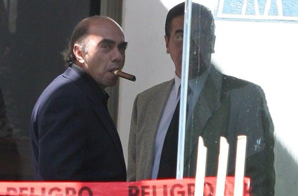 Kamel Nacif es primo de Miguel Borge Martín y tío de el ex gobernador de Quintana Roo, Roberto Borge Angulo. FOTO: CUARTOSCURO