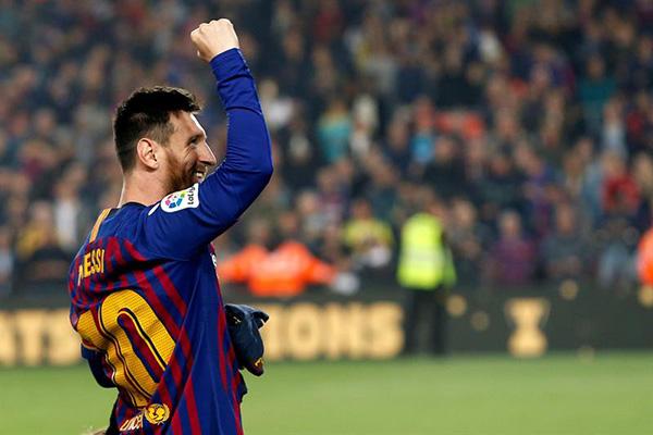 En el caso del capitán del FC Barcelona, además de sus éxitos deportivos, subraya unos atributos sociales tan primordiales como la humildad. Foto: Efe