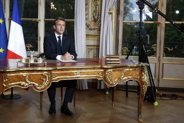 Macron dijo que tras la reconstrucción, Notre Dame quedará