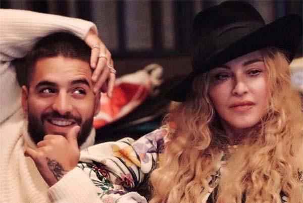 A través de su cuenta de Instagram, el reguetonero Maluma dio a conocer que Medellín es el nombre de la canción con canta con Madonna y que se estrenará el 17 de abril. Foto: Instagram