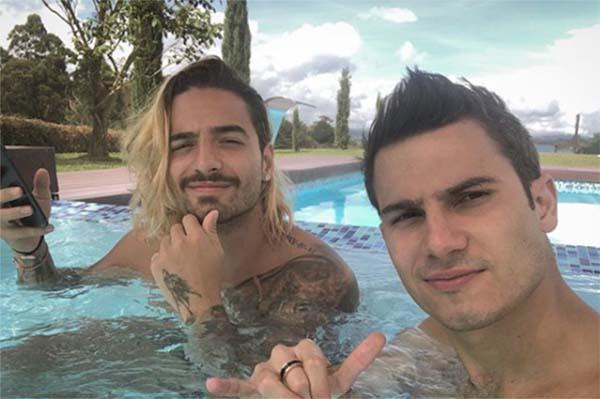 Pipe Bueno es un cantante urbano de Colombia, quien ha asegurado que solo mantiene una relación de amistad. Foto: Instagram