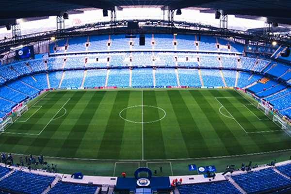 El Manchester City no se reservó nada para la vuelta de los cuartos de final de la Liga de Campeones. FOTO: TWITTER