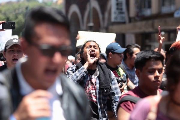 A las 12:00 horas se prevé una concentración-rodada de motociclistas con la posible ruta Estela de Luz rumbo a la sede alterna del Congreso de la CDMX. Foto: Archivo   Cuartoscuro