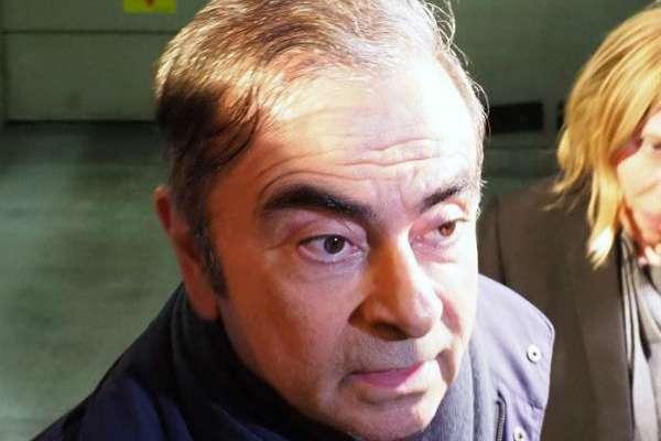 Según el diario financiero Nikkei, fue el mismo Ghosn quien se ofreció a ir a la fiscalía. Foto: EFE